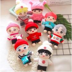 Búp bê không kèm quần áo Only doll Jungkook Jimin J-hope Taehyung Suga RM Jin 22cm (S1A01)