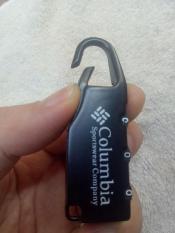 Ổ khóa mini Columbia tiện lợi dễ sử dụng và đổi được mật khẩu, ổ khóa vaili nhỏ gọn, tiện dụng