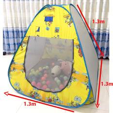 Lều Trẻ Em,Lều Cho Bé Chơi,Ngủ(1.3×1.3×1.3m)