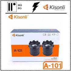Loa Vi Tính Kisonli A-101 – BH 1 Đổi 1 – 10 tháng + 2