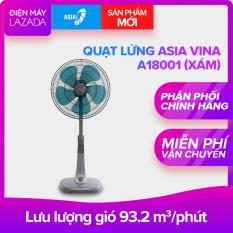 Quạt lửng ASIA VINA A18001 (xám)