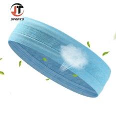 Băng đô thể thao headband cotton đeo trán thấm chặn mồ hôi chống trượt -PK9002
