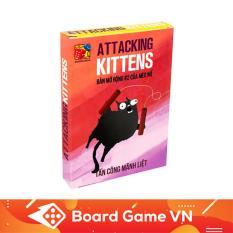 Attacking Kittens – Mèo Nổ Bản Mở Rộng #2