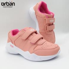 Giày thể thao cao cấp cho bé Urban TB1954 Hồng