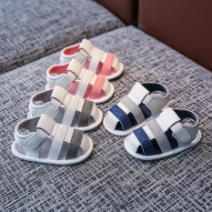 Dép giày đế mềm cho trẻ em tập đi-D09