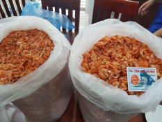 500gr tôm khô ngon ngọt (loại 3)