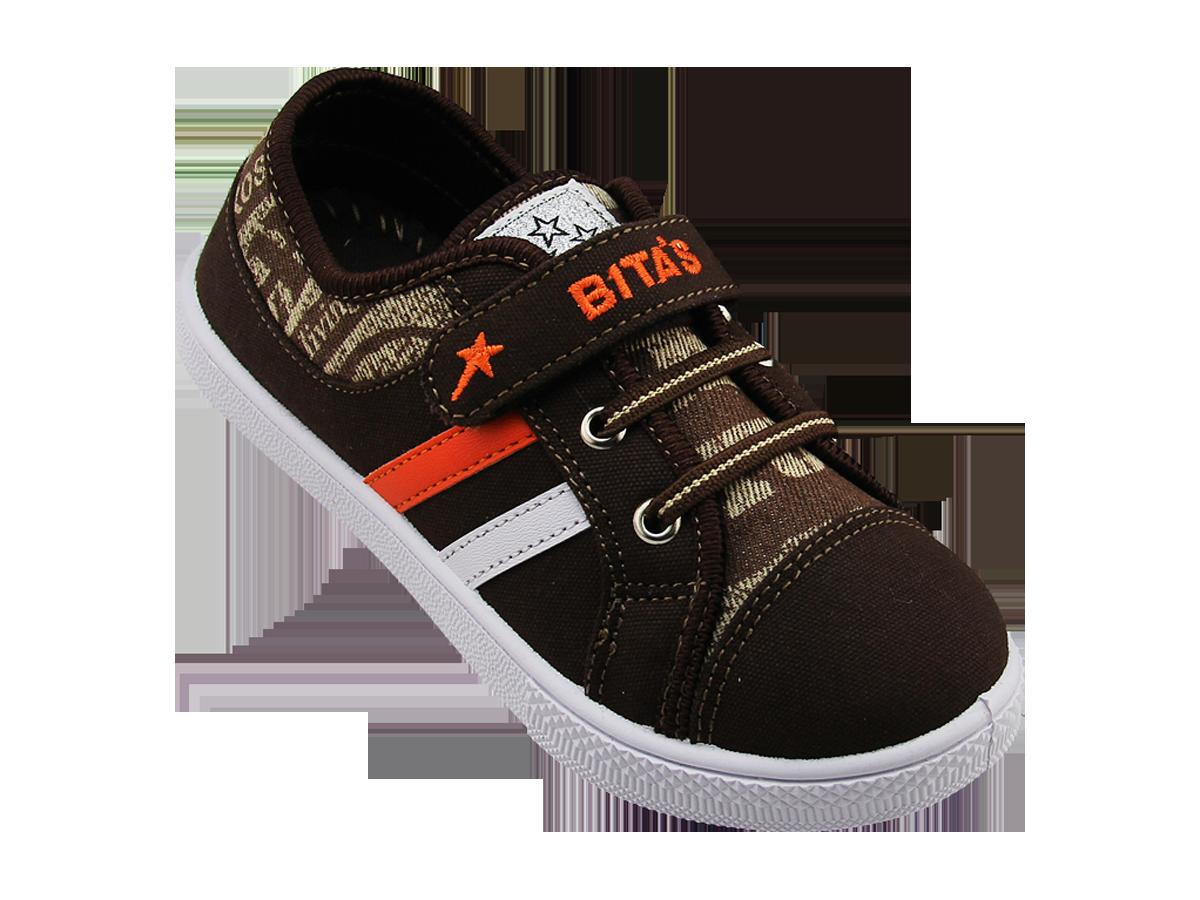 Giày vải bé trai Bita's GVBT.34
