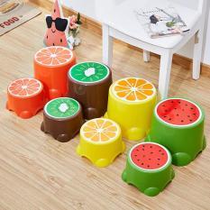 Ghế nhựa hình trái cây 3D H1061