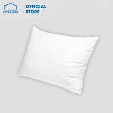 Gối Siêu Mềm Chống Xẹp 100% Microfiber Lock&Lock thiết kế thông minh mang lại giấc ngủ hoàn hảo bảo vệ cổ và vai gáy (45×65). Hàng chính hãng -HLW117 – Giới hạn 5 sản phẩm/khách hàng