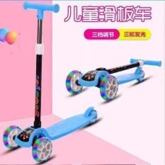 xe trượt scooter có bánh xe phát sáng – xe cân bằng – xe lắc cho bé từ 2-8 tuổi chơi xe scooter – xe trượt – xe scooter – xe trượt scooter
