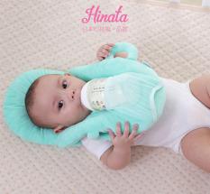 Gối đa chức năng cố định bình sữa cho bé Hinata G03 – Thương hiệu Hinata Nhật Bản