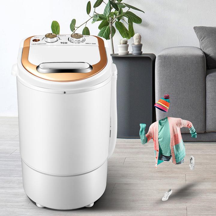 Máy giặt mini TCO XPB12 có tia UV khử khuẩn
