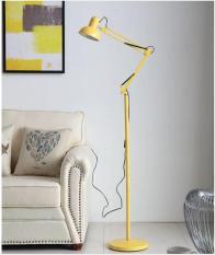 Đèn đứng đọc sách cao cấp trang trí nội thất hiện đại PUCIA
