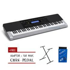 Đàn Organ Casio WK-240 có 76 phím + Chân + Pedal ( WK240 ) – Việt Hoàng Phong