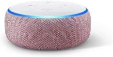 Loa thông minh Amazon Echo Dot Gen 3 (màu mận-Plum)