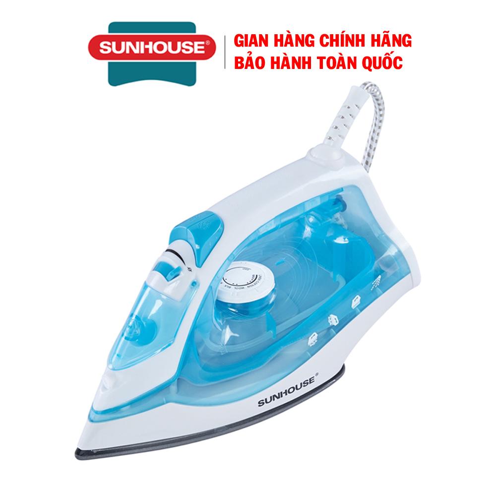 BÀN LÀ HƠI NƯỚC SUNHOUSE SHD2065 - Bàn ủi hơi nước