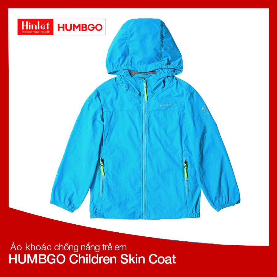 Áo Khoác Chống Nắng Trẻ Em Humbgo Children SkinCoat 3580001