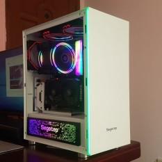 Vỏ máy tính (Case) Segotep Mex – trắng