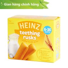 Bánh quy cho trẻ từ 6 đến 36 tháng tuổi,trong giai đoạn mọc răng – Heinz teething rusks