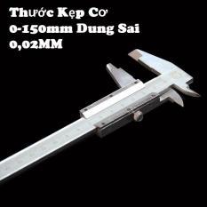 Thước Kẹp Cơ 0-150mm Dung Sai 0,02MM THUOCCO