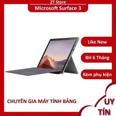 Laptop 2 in 1 Surface 3 kèm phím, màn cảm ứng tháo rời được