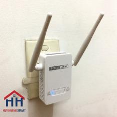 Bộ Mở Rộng Sóng Wifi Totolink EX200 Chuẩn N Tốc Độ 300Mbps – Hãng phân phối chính thức ( Bảo Hành 24T )