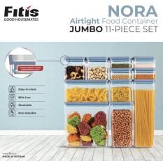 Bộ hộp đựng thực phẩm – FITIS NORA JUMBO – FS-04E1