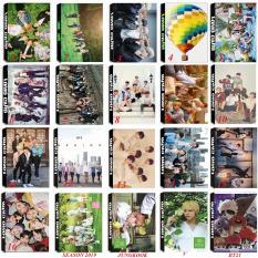 LOMO CARD 20 MẪU 30 TẤM ẢNH KPOP BTS