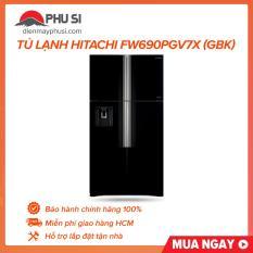 Tủ lạnh HITACHI FW690PGV7X (GBK)