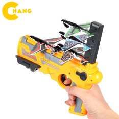Đồ chơi bắn máy bay dành cho trẻ em , đồ chơi sung phóng máy bay lượn mô hình trẻ em