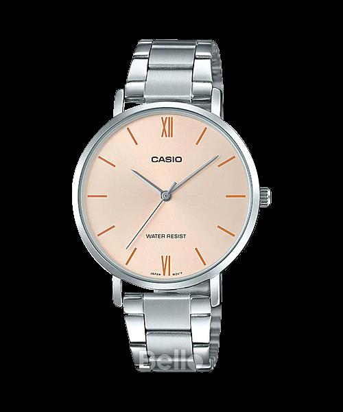 Đồng hồ Casio Nữ LTP-VT01D-4BUDF chính hãng giá rẻ – Bảo hành 1 năm – Pin trọn đời