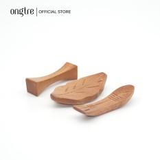Bộ Gác thìa ,đũa kiểu Nhật, Gác thìa đữa bằng gỗ nhiều loại | ongtre® (Vietnam)