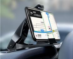 Kẹp điện thoại trên Tap-Lô Ôtô BASEUS màu đen