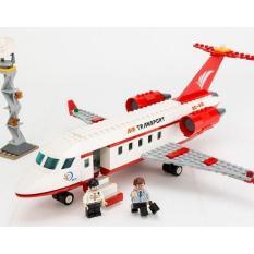 Bộ lego mô hình máy bay