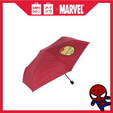 Ô chống UV Marvel, đỏ xám xanh Miniso