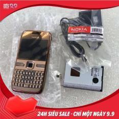 Điện thoại Nokia e72 Wifi 3G kèm pin tốt, sạc tốt (MAIN ZIN, MÀN HÌNH ZIN)   Bảo hành 12 tháng