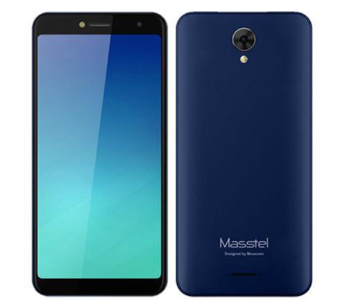 Điện thoại thông minh Masstel X3, màn hình IPS tỉ lệ 18:9,Mặt cảm ứng cong 2.5D, công nghệ Oncell +...