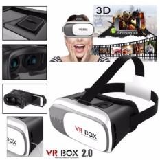 Kính xem phim 3D VR BOX2 cao cấp