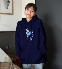 Áo khoác hoodie phản quang ❤️ / Áo nỉ cao cấp, trần bông 2 lớp freesize Unisex cho nam và nữ /Freeship – KN25