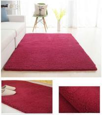 [Nhiều màu] Thảm lông trải sàn lông xù cao cấp phòng Khách chống trượt trang trí nhà cửa 1m6x2m (Chọn màu ) GDLINHA01