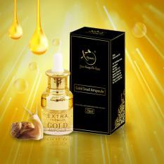 Serum dưỡng da Ốc Sên XBeauty Gold Snail Ampoule 25ml Hàn Quốc – Serum Ốc Sên Gold Perfect skin care chăm sóc da hoàn hảo XBeauty Gold Snail Ampoule 25ml (8938511722123)