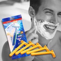 Bộ 5 dao cạo râu lưỡi kép tiện dụng giá rẻ