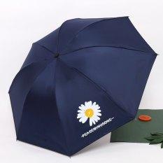 Ô dù họa tiết hoa cúc I ô dù che nắng che mưa I ô dù chống tia UV
