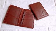 Ví Da Đựng Passport Bao da hộ chiếu , đựng ATM, card visit phù hợp cho nhân viên văn phòng, sinh viên thường hay đi công tác nước ngoài SIGATO SGT 9179