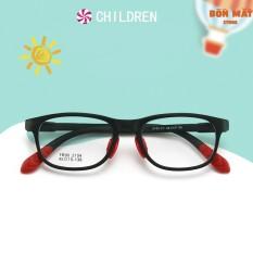 Gọng Kính Cận Vuông Trẻ Em Form Mắt Nhỏ B104