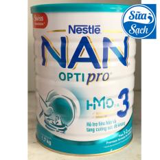 Sữa Bột Nestle Nan Optipro 3 1.7Kg (Date 11/2022) Mẫu Mới