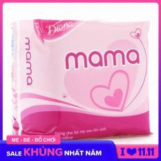 Set 2 bịch Băng vệ sinh Diana MaMa cho mẹ sau sinh, loại 12 miếng