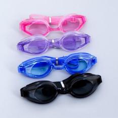 Kính bơi chống tia UV có kèm nhét tai silicon