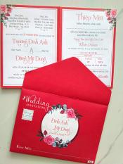50 thiệp cưới TL-530 (Đã bao gồm nội dung in). Vui lòng cung cấp nội dung in sau khi đặt hàng.