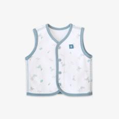 Áo gile 2 lớp Thỏ xanh – Miomio – Dành cho bé từ 0-24 tháng, cam kết hàng đúng mô tả, chất lượng đảm bảo, đa dạng mẫu mã, màu sắc, kích cỡ